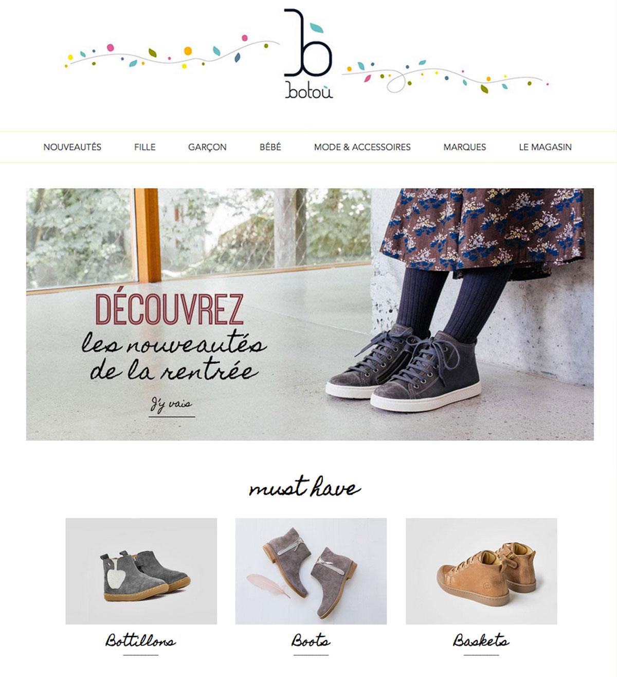 Site Botou